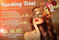 Fasching Total! das legendäre G`spusi G`schnas!@G'spusi - dein Tanz & Flirtlokal