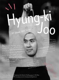 """Mosaїque präsentiert: """"Hyung-Ki Joo"""""""