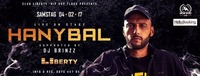 HANYBAL Live - Club Liberty@derHafen