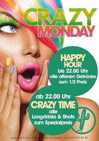 Crazy Monday@Kaktus Bar