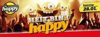 Heit bin i HAPPY@be Happy