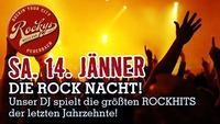 Die Rock Nacht!@Rockys Music Bar