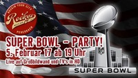 Super Bowl - Party 2017!@Rockys Music Bar