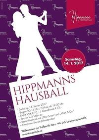 Hippmanns Hausball@Tanzschule Hippmann