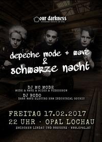 Depeche Mode & Wave   Schwarze Nacht