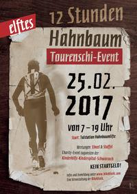 12h-Skitouren Event@Talstation Hahnbaumlift