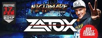 ZATOX live! Nightmare hardstyle club attack@Empire St. Martin