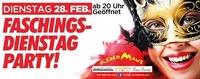 Faschingsdienstags-Party!@Fledermaus Graz