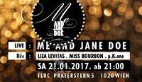 Me and Jane Doe LIVE@Fluc / Fluc Wanne