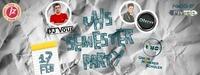 UHS Jederzeit Clubbing Vol. 1 - Semesterparty@Jederzeit Club Lounge