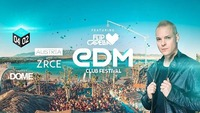 EDM Club Festival presented by Austria goes ZRCE@Praterdome