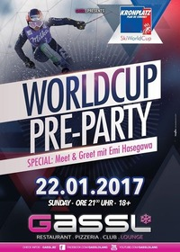 Worldcup Pre-Party@Gassl