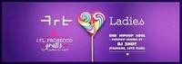 ART loves Ladies - rnb hiphop soul - DJ 2HOT@Club Alpha