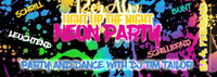 Light up the Night - Neon Party feat. DJ Tim Tailor@12er Alm Bar