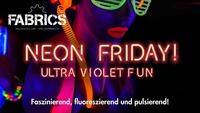 Neon Friday!@Fabrics - Musicclub