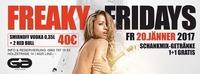 Freaky Friday@Club G6