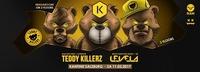 Badaboom w/ Teddy Killerz & Levela@Die Kantine