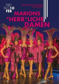 Marions Herrliche Damen | MEGA LIVE SHOW@Johnnys - The Castle of Emotions