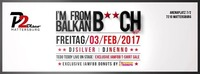 I´m from Balkan B* *CH by D²@Disco P2