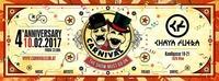 ★ 4YRS Carnival Club ★@Chaya Fuera