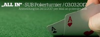 All in 3 - SUB Pokerturnier@SUB