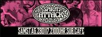 Spirit Attack Vol.1@SUB