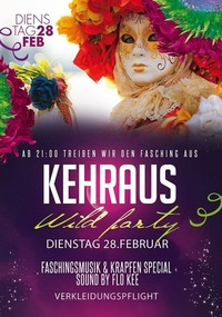 MEGA Faschings Kehraus +16@Johnnys - The Castle of Emotions