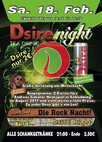 Dsire Night@Excalibur