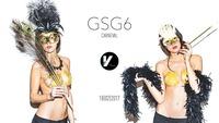 GSG6 Carneval@Volksgarten Wien