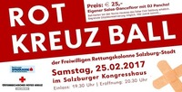 Salsa Club Salzburg goes - ROT KREUZ BALL 2017@Kongresshaus