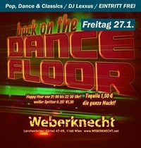Back on the Dancefloor (Pop, Dance & Classics)