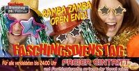 Faschings Dienstag Ramba Zamba!@Partymaus