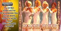 The Manne-Quins Show!@Partymaus