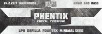 Hit the Floor presents Phentix@Warehouse