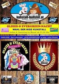 4.Samstag im Monat - Oldies & Evergreen-Nacht@Kuhstall