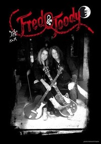 FRED & TOODY (DEAD MOON, USA)@Chelsea Musicplace