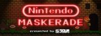 Nintendo Maskerade@Postgarage