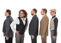 Jimmy Schlager & Band a bissl komisch MUSIKKABARETT Premiere@Stadtsaal Wien