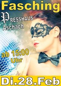 Fasching im Presshaus Aschach @Presshaus Aschach