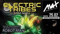 ▲▲ Electric Tribes EDM NIGHT ▲▲@MAX Disco