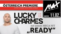 ▲▲ Lucky Charmes LIVE ▲▲@MAX Disco