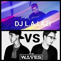 BATTLE // DJ L.A.LAZI vs The Waves@ESQUIRE