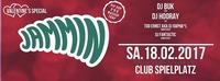 Jammin - Valentine's Special@Club Spielplatz