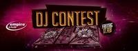 DJ Contest / empire@Empire Club