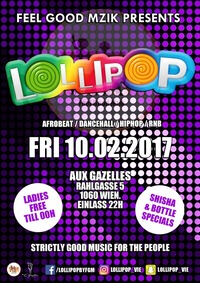 Lollipop@Aux Gazelles