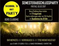 Semesterabschlussparty@Bar Mephisto