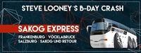 Sakog Express zum Looney Bday Crash@Kulturwerk Sakog