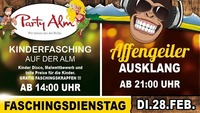 1. Kinderfasching@Party Alm Hartberg