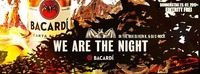 Bacardi - We are the night@Excalibur