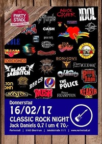 Classic Rock Night@Partystadl